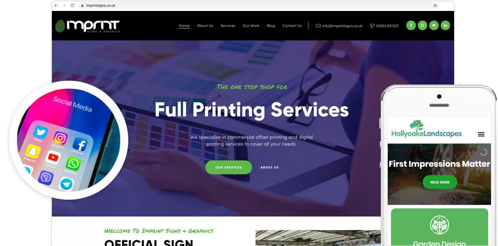 Website design norwich